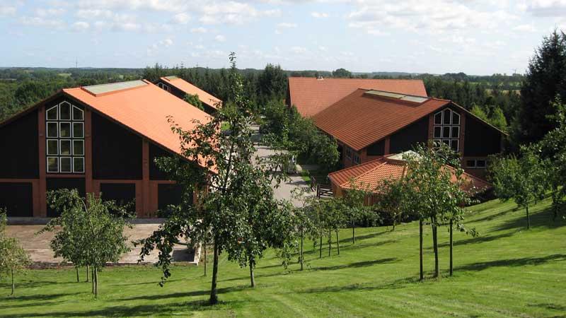 Wirtschaftshof-Architektur